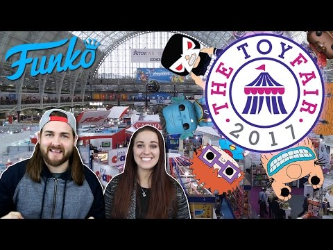 London Toy Fair 2017 Funko Reveals