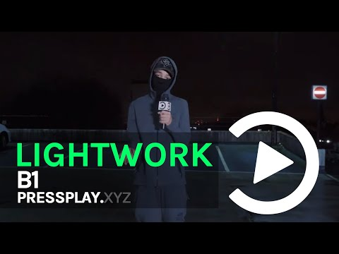 B1 - Lightwork Freestyle | Prod By Minkzy & itchyproducer
