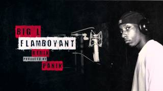 BIG L  FLAMBOYANT  (PANIK REMIX) MOLEMEN FREE DOWNLOAD