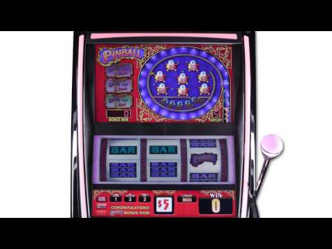 Double Diamond® Pinball® Classic $ Edition® Slots by IGT - Game Play Video