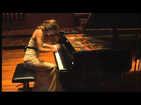 59th F. Busoni Piano Competition - Solo Semi-Finals - Sofia Vasheruk