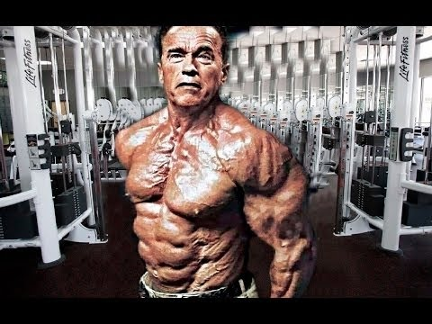 Arnold Schwarzenegger's Body at Age 68 ?! - YouTube