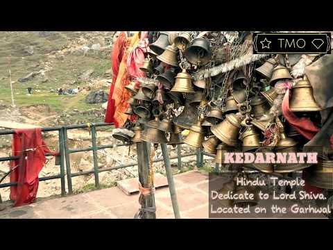 Baba Bhairav Nath, temple  Beautiful kedarnath Valley  UTTARAKHAND  