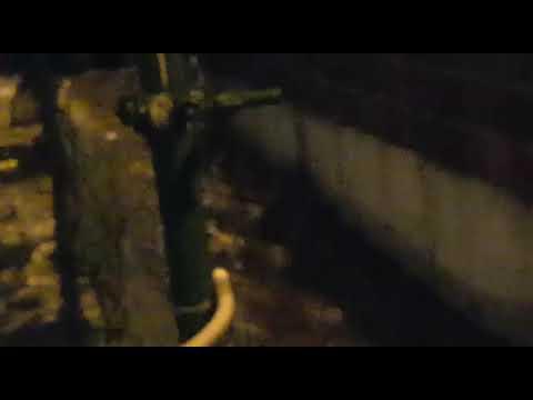 Rotura de una tubería en Eirís