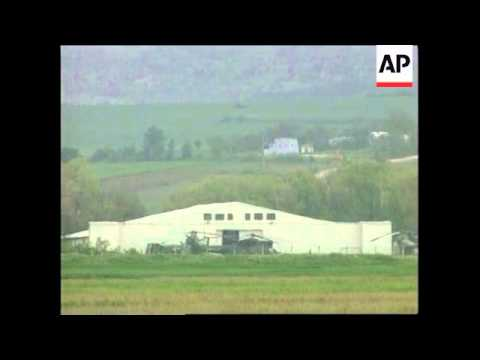 KOSOVO: NATO F-16 MISSILE ATTACKS