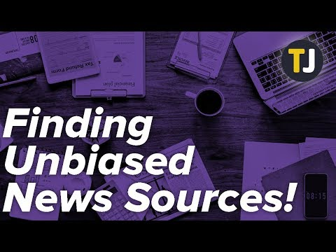 How to Find and Use Unbiased News Sources!