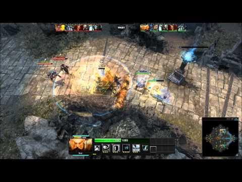 видео: guardians of middle earth - Обзор на игру