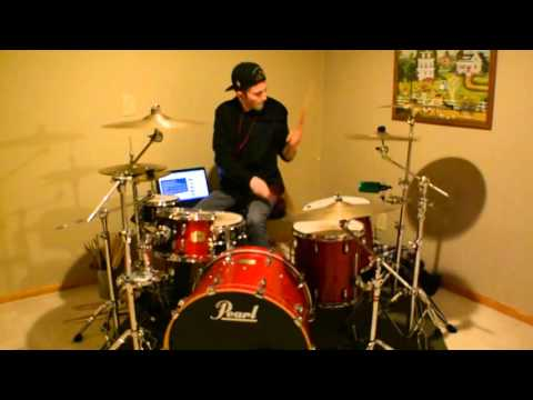 Mac Miller-Weekend drum cover feat. Miguel