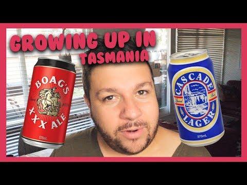 Growing Up In Tasmania