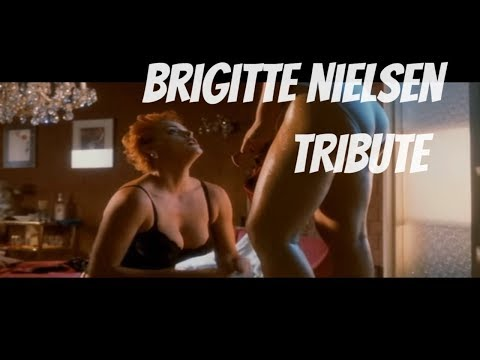 Tribute to Brigitte Nielsen  the sexiest, brightest and most dominant actress ever