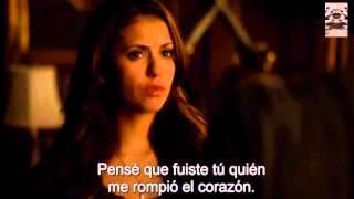 Damon & Elena hacen el Amor por tercera vez 5x16 (sub español)