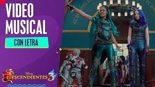 🎶 Night Falls | Video Musical con letra | Descendientes 3