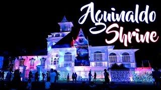 AGUINALDO SHRINE CHRISTMAS LIGHTS SHOW 2016