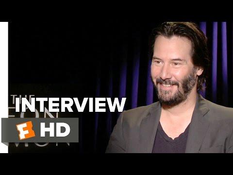 The Neon Demon Interview - Keanu Reeves (2016) - Horror Movie HD