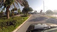 Cruising around Fort Pierce, White City & Fort Pierce Downtown