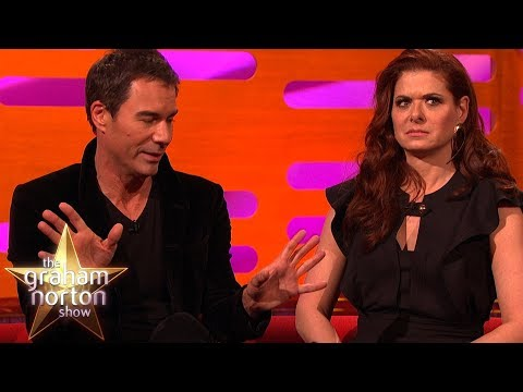 Madonna Caused a Rift Between Debra Messing & Eric McCormark  The Graham Norton