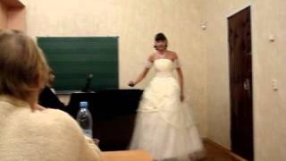 Дьякова Яна 15 лет г. Самара (Дж. Россини  Неаполитанская