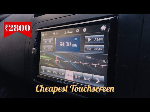 Cheapest � Bluetooth Touchscreen Stereo For any Car from Kashmiri Gate Car Market Delhi