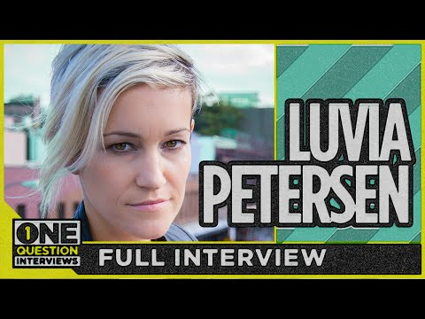 What are Luvia Petersen's Top 3 80s movies?