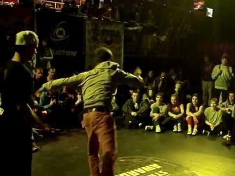Boris Potapov Vs King Cola - Popping Dance STREET AWARDS 2012 (Belarus)