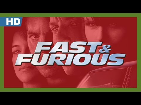 Fast & Furious trailers