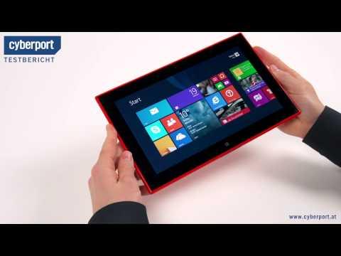 Nokia Lumia 2520 im Test I Cyberport