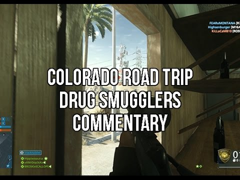 Crazy Random Trip To Colorado | Highway Patrol | Drug Smuggl