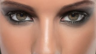 Как правильно сделать макияж глаз!?