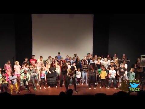 Emmanuel Jal   We Want Peace Educational Tour