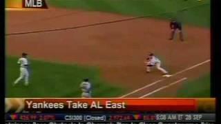 Yankees Take AL East