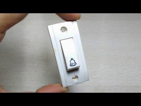 How to make door alarm / Buzzer With 9 volt battery