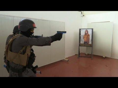 مركز لمكافحة الإرهاب في الأردن بتمويل أمريكي  - نشر قبل 3 ساعة