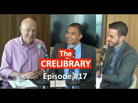 Building Communities with Allied Properties REIT Founder Michael Emory | CRELIBRARY Episode #17