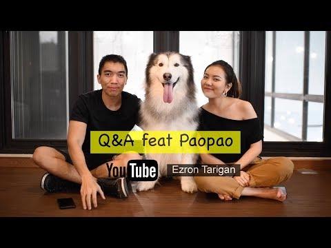 Q&A Pertama Kita !!! Featuring PA0PA0 - Ezron Tarigan & Humble Spiker