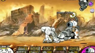 Tiny Fist - Deadly [Battle Cats]