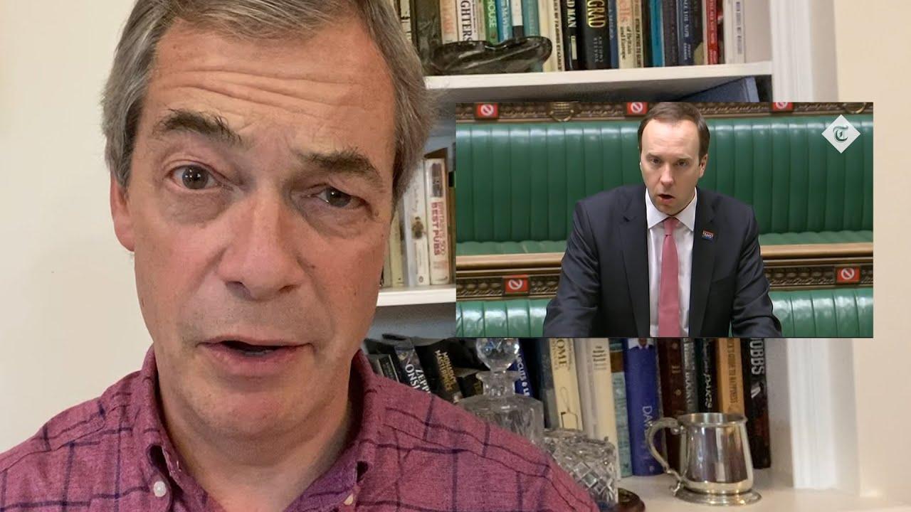UK: 10 Jahre Gefängnis wegen Urlaub? Nigel Farage reagiert