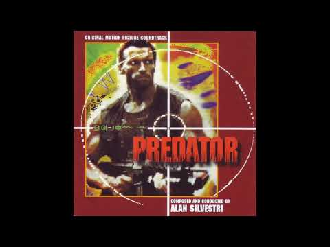 Predator | Soundtrack Suite (Alan Silvestri)