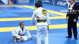 Talita Alencar vs Gezary Matuda / World Championship 2019