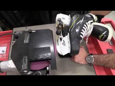 Skate Sharpening Tutorial - Tribe Hockey