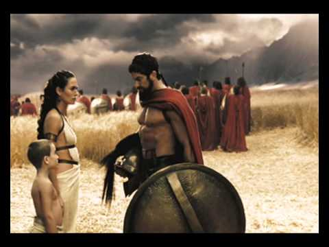 Гомосексуальное воспитание спартанцев