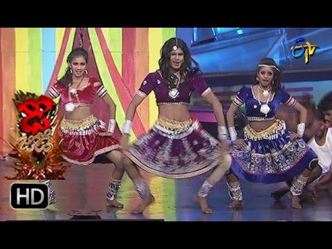 Rahul and Dharsini Performance | Dhee Jodi | 8th March 2017 | ETV Telugu