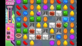Candy Crush Level 419 - 3 Stars 77k score