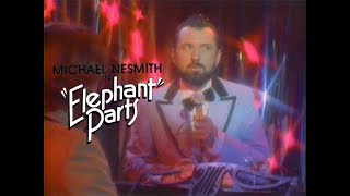 The lounge singer played by Michael Nesmith in Elephant Parts strug...