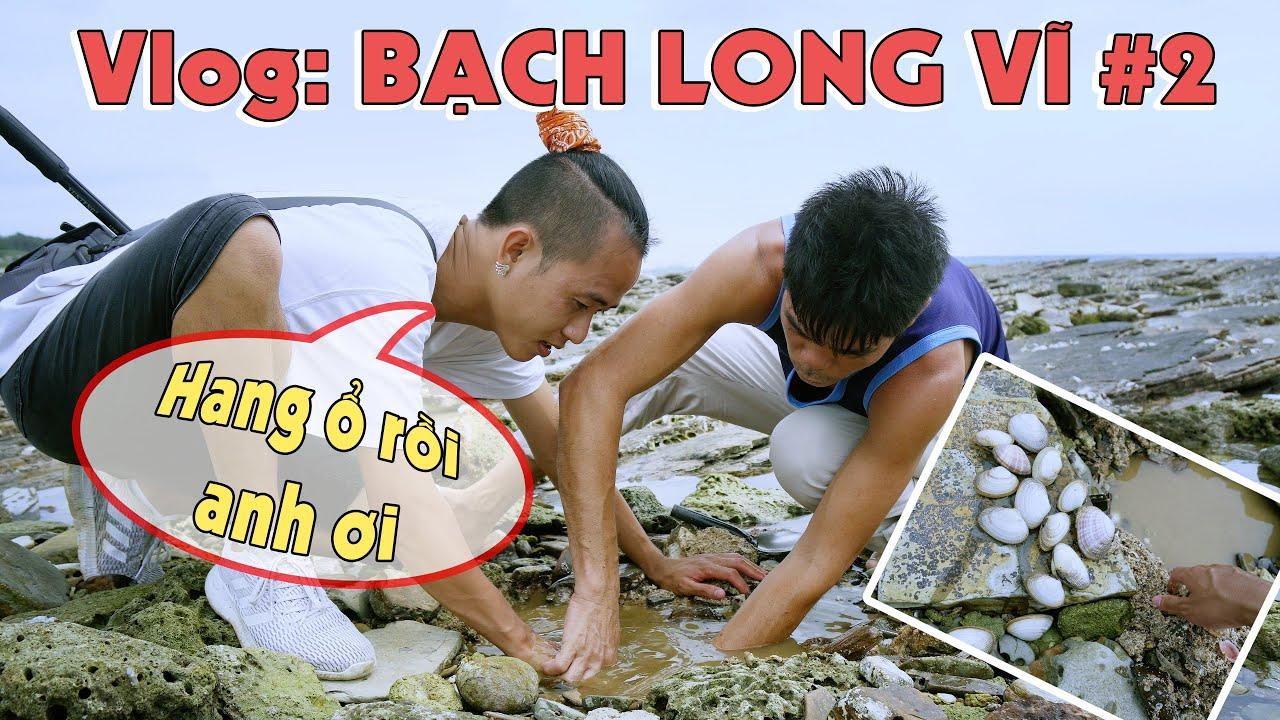 KHÔNG THỂ TIN NỔI bắt hải sản ở đảo BẠCH LONG VĨ lại dễ như ăn kẹo