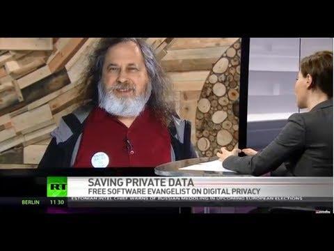 Facebook Is Surveillance Monster Feeding On Our Personal Data - Richard Stallman