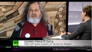 Facebook is surveillance monster feeding on our personal data - Richard Stallman
