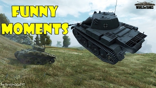 World of Tanks - Funny Moments | Week 3 February 2017