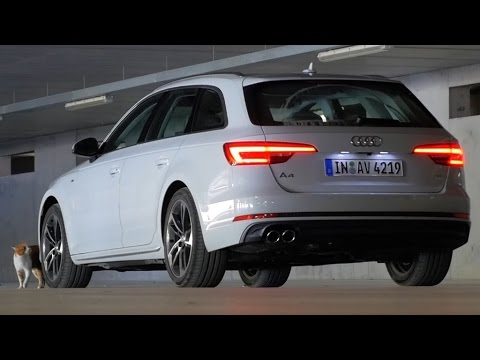new audi a4 avant review youtube. Black Bedroom Furniture Sets. Home Design Ideas