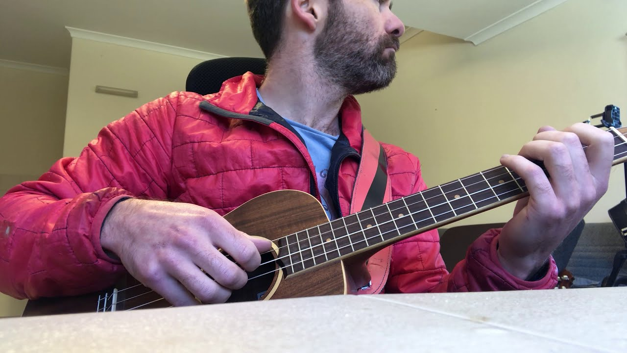 Duet for Baritone Ukulele and the Passing of Time