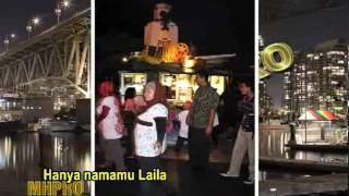 Laila Namamu Teratas  -  Amy Search ( with lyric )